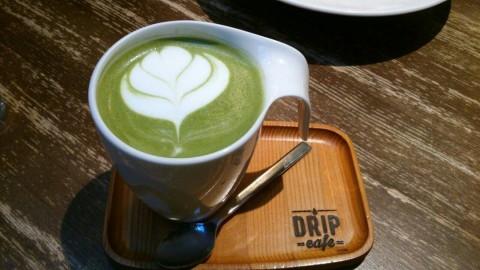 抹茶拿铁 - 信义区的好滴咖啡